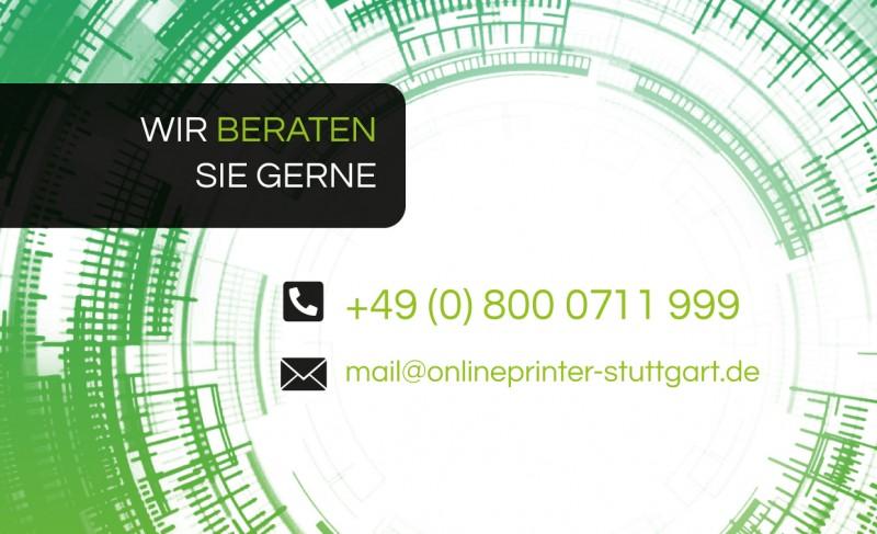 Online Printer Stuttgart